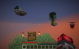 Карта SkyBlock: Больше Островов 1.16.4
