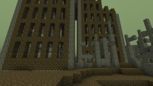 Мод Fallout Wastelands 1.16.5, 1.15.2