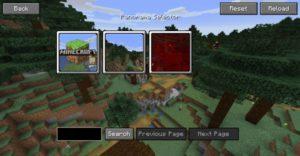 Мод Panorama 1.16.5 (панорамные скриншоты)