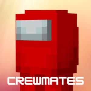 Мод Crewmates 1.16.5, 1.16.4 (мобы из Among Us)