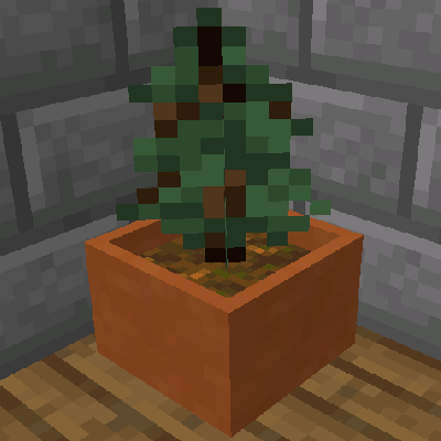 Мод Botany Trees 1.16.4, 1.15.2