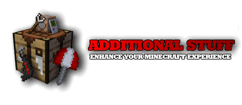 Мод Additional Stuff 1.15.2, 1.12.2