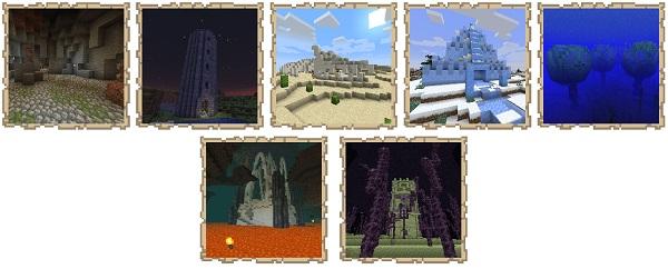 Мод Dungeons Plus 1.16.5, 1.15.2, 1.14.4 (новые данжи)