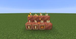 Мод Caves Elses 1.15.2 (блоки и предметы из Minecraft 1.17)