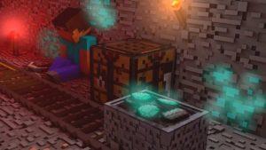 Мод на измерение пещер - Advanced Mining Dimension 1.16.5, 1.15.2, 1.14.4