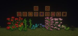 Мод Starry Morales's Flower Crown 1.14.4