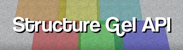 Structure Gel API 1.16.5, 1.15.2, 1.14.4