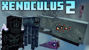 Мод Xenoclus 2 1.16.4 (таинственная тундра)