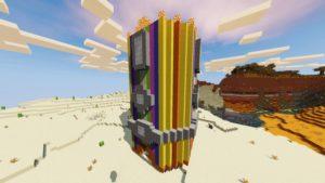 Мод Hardcore Battle Towers 1.16.5, 1.15.2 (хардкорные боевые башни)