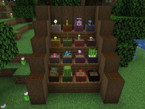 Мод Botany Pots 1.16.5, 1.15.2, 1.14.4