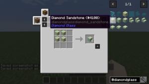 Мод Diamond Glass 1.16.5, 1.15.2, 1.12.2