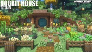 Карта Дом хоббита для Майнкрафт 1.16.5