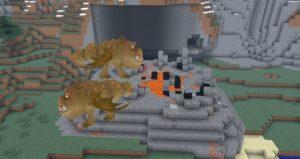 Мод Dragonfire для Майнкрафт 1.12.2