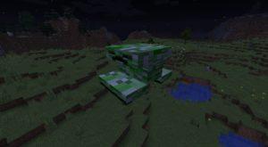 Мод Size Shifting Potions 1.16.5 (зелья изменения размера)
