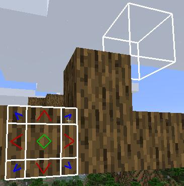 Мод Building Wands 1.16.5, 1.15.2 (строительные палочки)