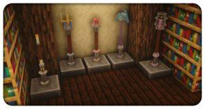 Мод Kray's Magic Candles 1.16.5 (магически свечи и ритуалы)