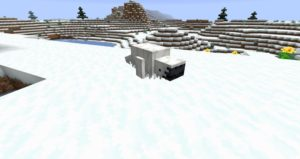 Мод Frozen Up 1.16.5