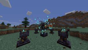 Мод Conjuring 1.16.5 (улучшенные спавнеры)