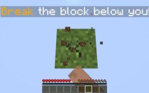 Карта OneBlock 1.16.5, 1.15.2 (выживание на одном блоке)