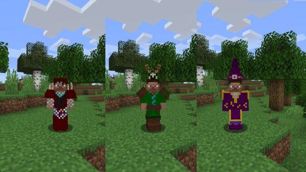 Мод Wizard Staff 1.16.5 (магический посох)