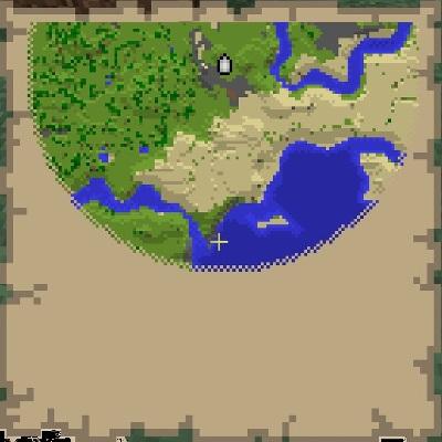 Мод Cartographer для Майнкрафт 1.16.5