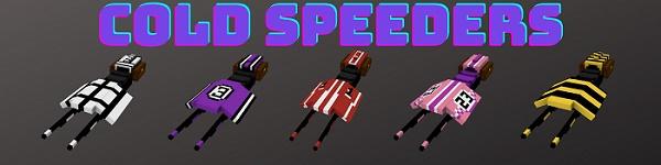 Мод Colds: Speeders для Майнкрафт 1.16.5