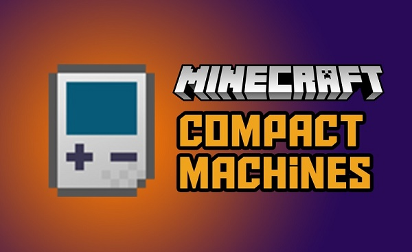 Мод Compact Machines для Майнкрафт 1.16.5, 1.12.2
