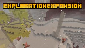 Мод ExplorationExpansion для Майнкрафт 1.16.5