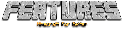 Мод Features для Майнкрафт 1.15.2