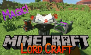 Мод Lord Craft для Майнкрафт 1.16.5, 1.12.2