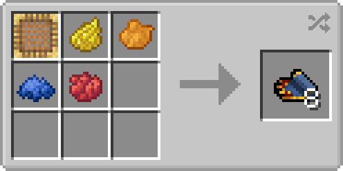 Мод TableChair для Майнкрафт 1.16.5, 1.15.2