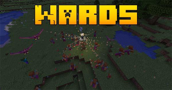 Мод Wards для Майнкрафт 1.16.5, 1.15.2, 1.12.2