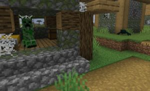 Мод Hostile Villages 1.16.5
