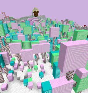 Мод Candylands 1.16.5, 1.15.2 (сладкое измерение)