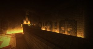 Мод YUNG's Better Strongholds 1.17.1, 1.16.5, 1.16.4