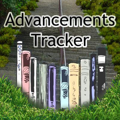 Мод Advancements Tracker 1.16.5