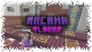 Мод Arcana Flavor 1.16.5