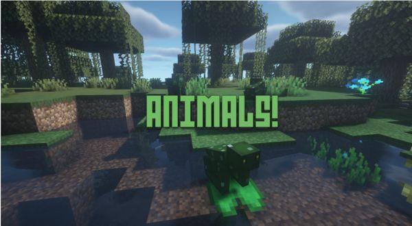 Мод Bizzare Animals 1.16.5