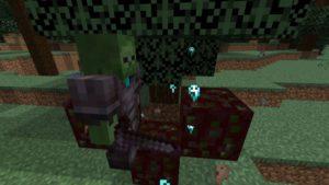 Мод Undead Army 1.16.5 (зомби воины)