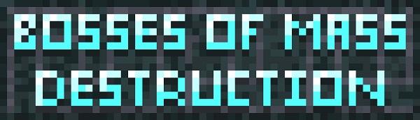 Мод Bosses of Mass Destruction 1.16.5