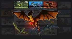 Мод Dragons Survival 1.16.5, 1.15.2 (стань драконом)
