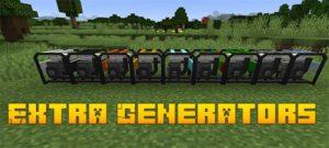 Мод Extra Generators 1.16.5