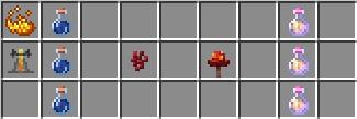 Мод Resizing Potions 1.16.5 (зелья изменения размера)
