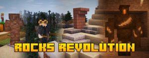 Мод Rocks Revolution 1.16.5