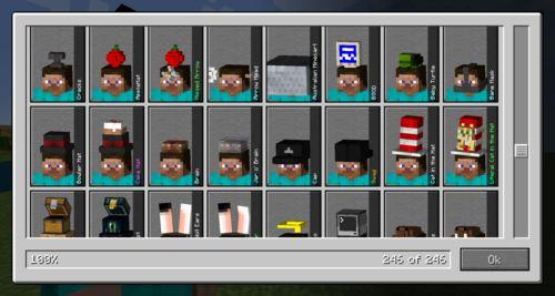 Мод на Шляпы - iChun's Hats 1.16.5, 1.12.2, 1.10.2, 1.7.10