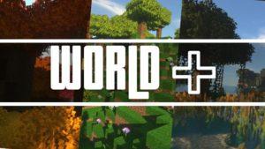 Текстурпак World Plus [16x] 1.16.5