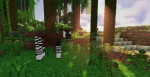 Мод AmbientWorld 1.16.5 (новые животные)