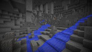 Мод Cave Generator 1.12.2