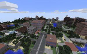 Мод The Lost Cities 1.16.5, 1.15.2, 1.14.4, 1.12.2 (генерация городов)