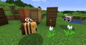 Мод Productive Bees 1.16.5, 1.15.2
